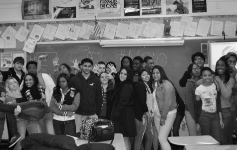 First graduating AVID class  celebrates its successes