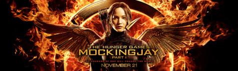 Mockingjay hits theaters