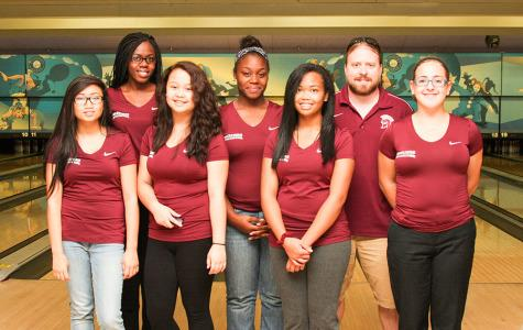 Girls bowling team makes it to quarterfinals
