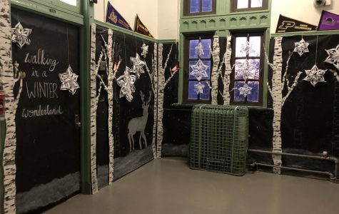 Holiday door contest becomes annual tradition