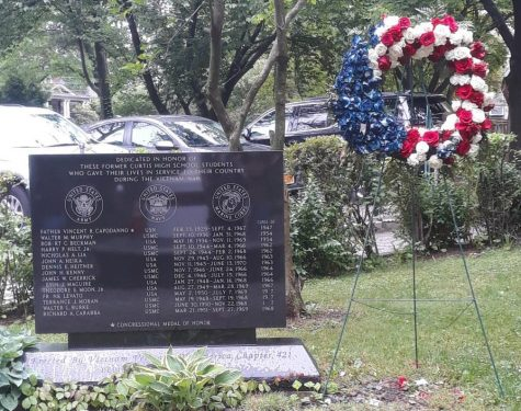 The NJROTC Memorial Day Ceremony